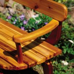 outdoor loveseat woodworking plans 2