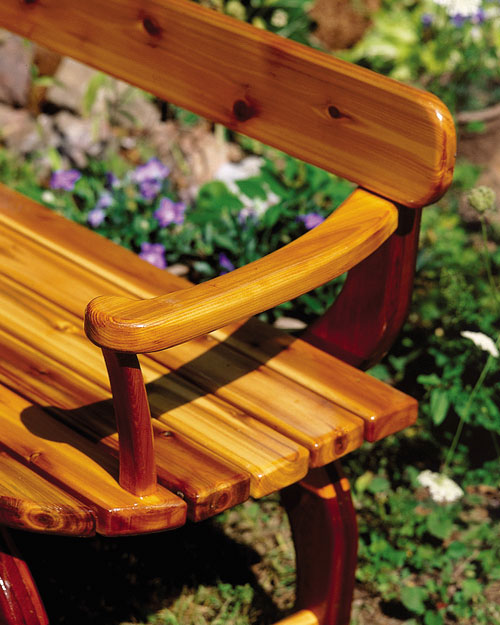 outdoor woodworking plans