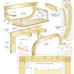 outdoor loveseat woodworking plans 4