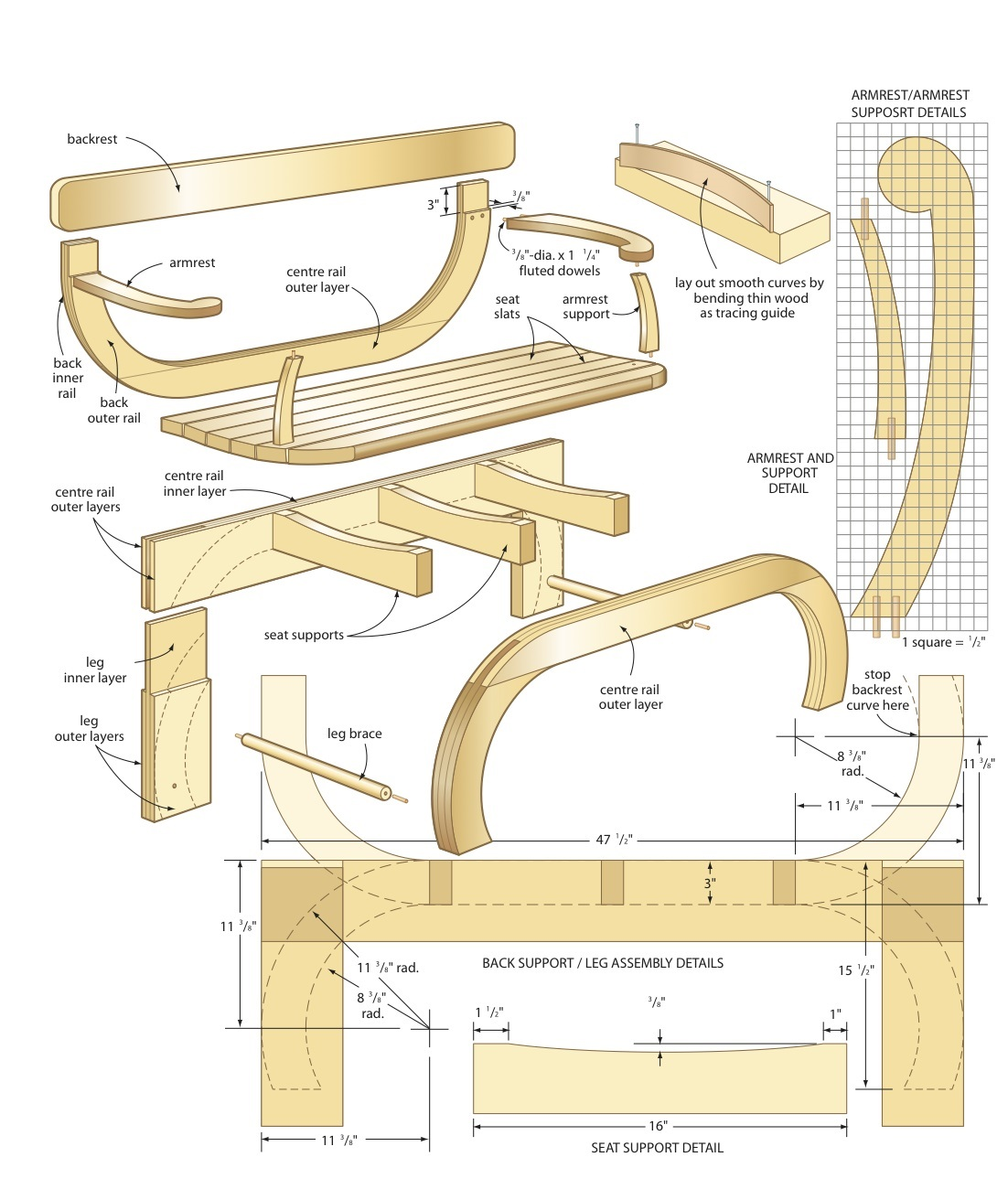 Woodwork Woodworking Plans Outdoor PDF Plans
