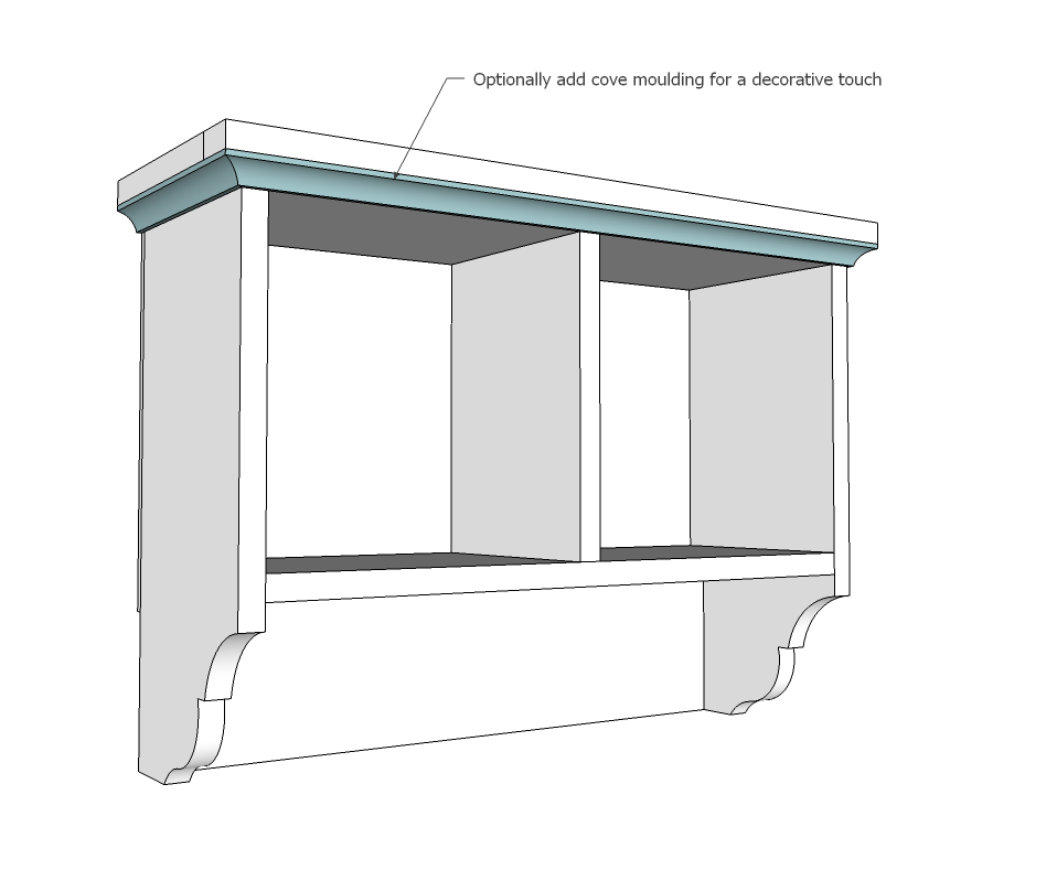 Free Wood Shelves Plans | Search Results | DIY Woodworking Projects