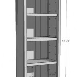 bookcase woodworking plans 2