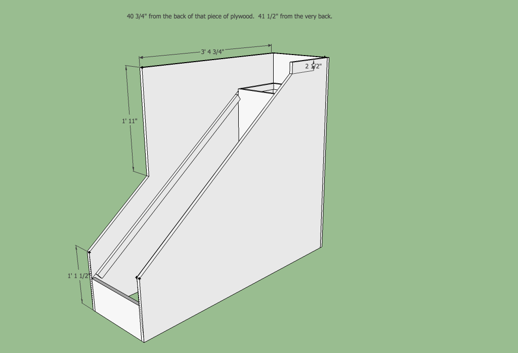 Woodworking plans to build a loft bed with slide PDF Free Download
