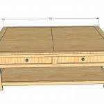 coffee table woodworking plans 2
