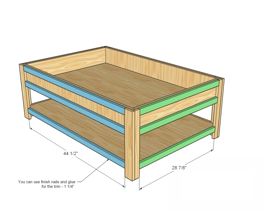 Free Woodworking Plans Coffee Table - Amazing Wood Plans