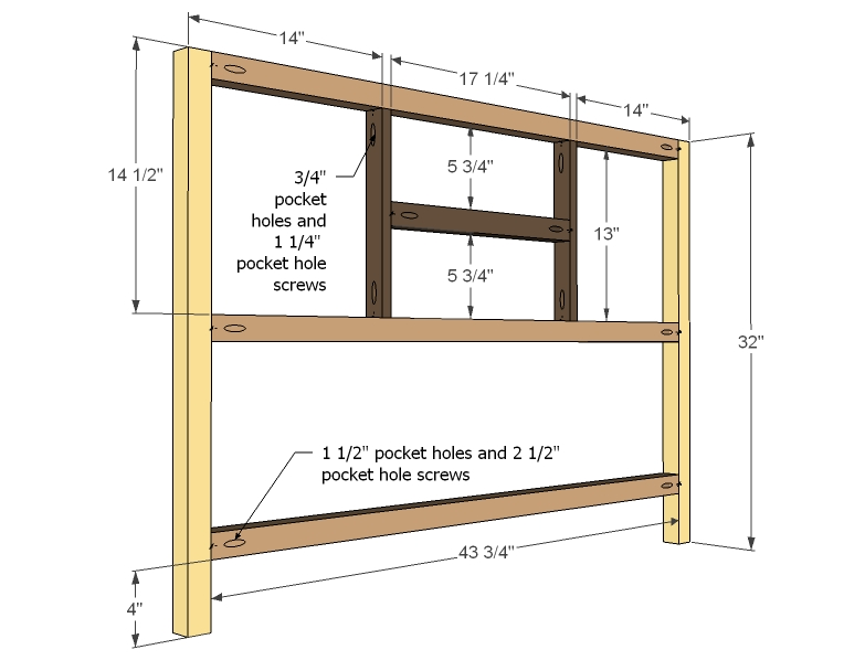 Simple PDF Console Table Woodworking Plans Plans Free