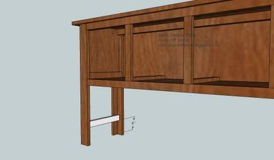Beautiful Console Table Woodworking Plans  WoodShop Plans