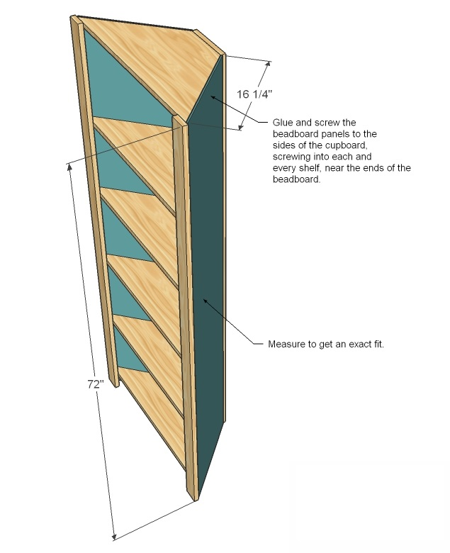 corner cupboard woodworking plans - WoodShop Plans