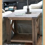 end table woodworking plans