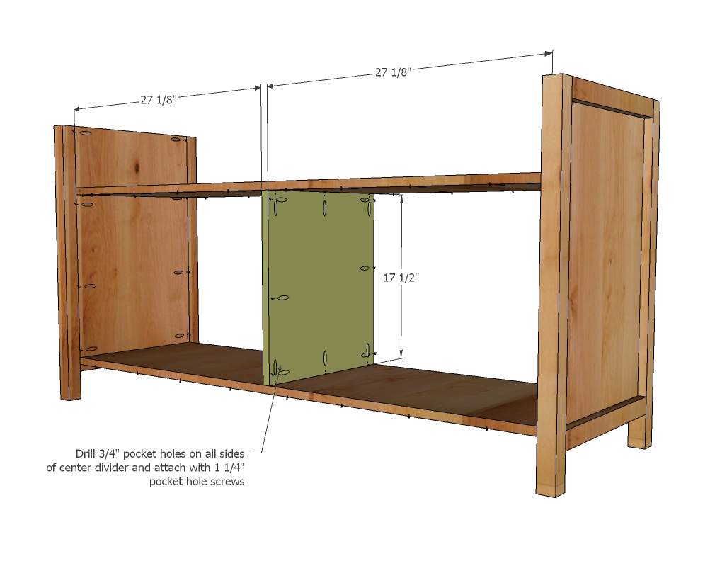 Attractive Entertainment Center Plans Woodworking