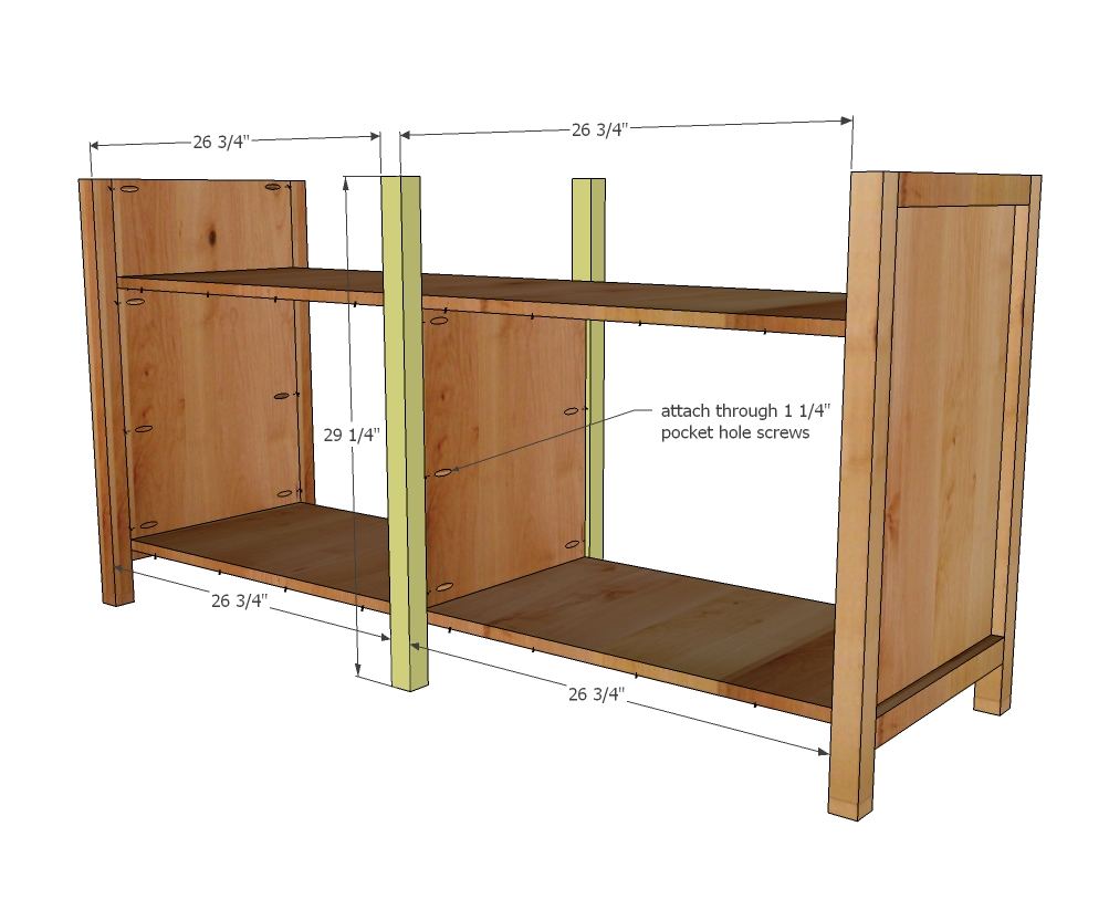 Build Your Own Entertainment Center Plans - Image Mag