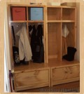 entryway hutch woodworking plans