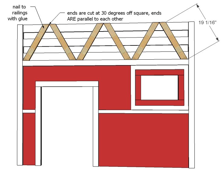 fire truck loft bed woodworking plans - WoodShop Plans