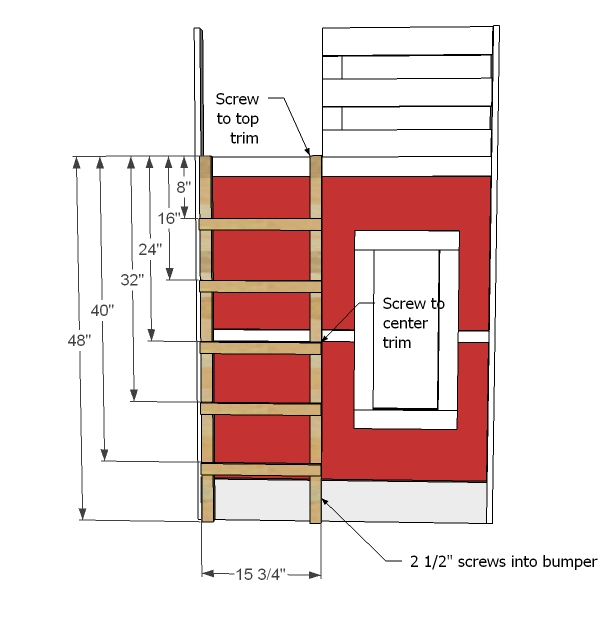 Permalink to woodworking plans for bunk beds free