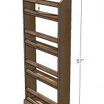 flat wall book shelves woodworking plans 2