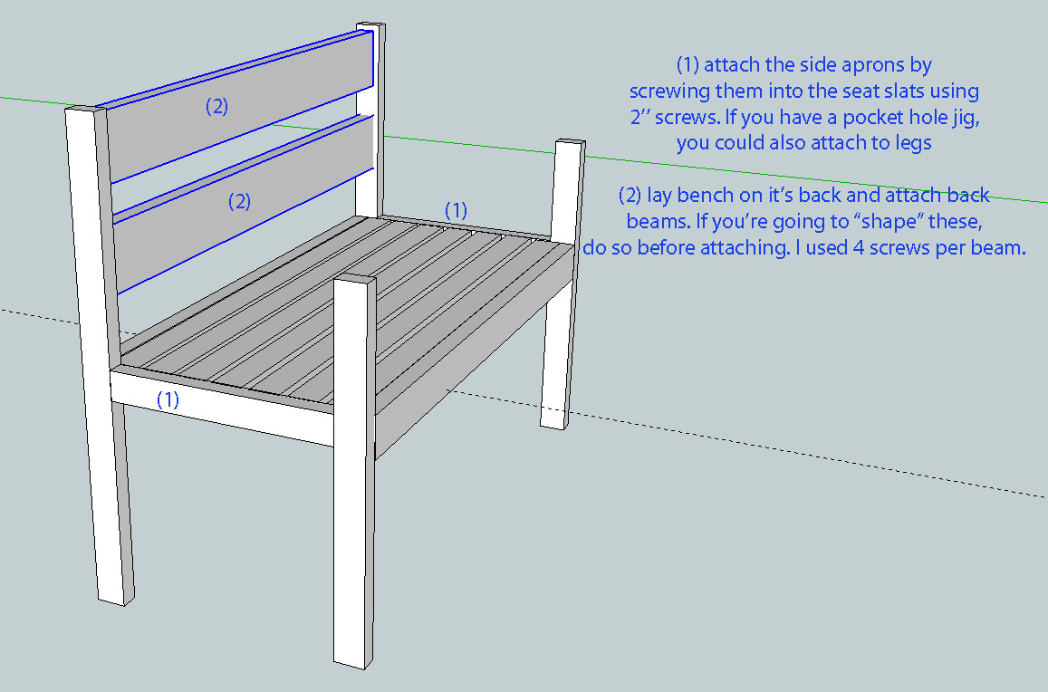PDF DIY Garden Bench Plans With Back Download hall tree bench plans ...