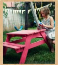 kids picnic table woodworking plans