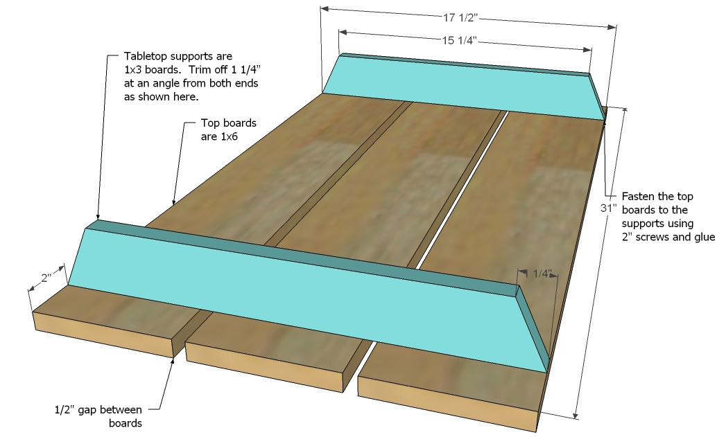 Pallet Picnic Table Plans images