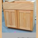 kitchen cabinet sink base woodworking plans