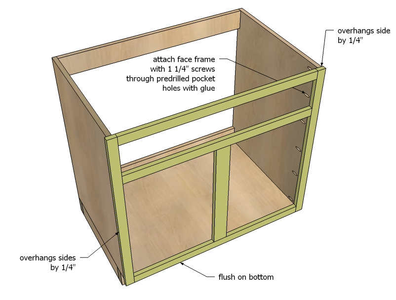 Woodworking Plan For Kitchen Cabinet PDF Free Download