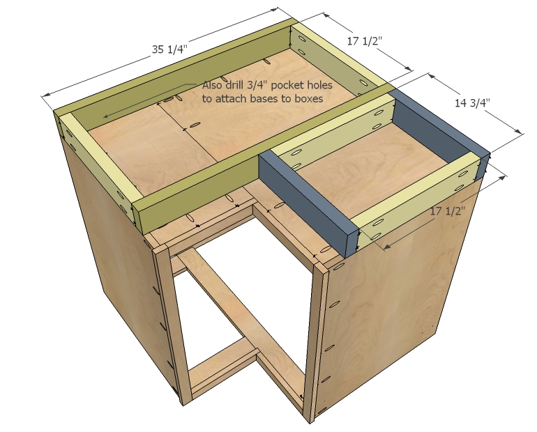 Build Corner Kitchen Cabinet Plans Woodworktips