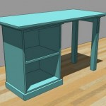 office desk woodworking plans 2