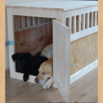 pet kennel woodworking plans