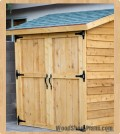 storage shed woodworking plans