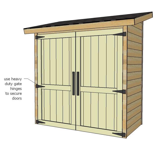 Image Result For Shed Plans Mitre A