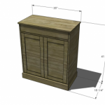 cabinet woodworking plans 2