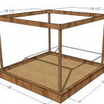 covered sandbox woodworking plans 2
