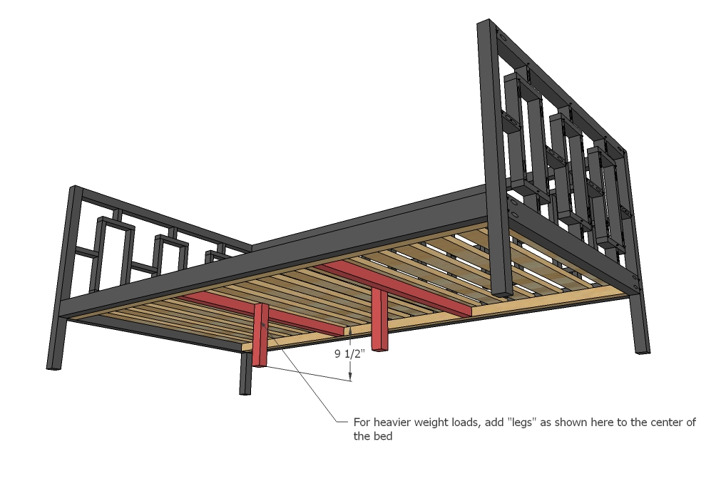 Daybed woodworking plans 2014