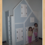 playhouse loft bed woodworking plans