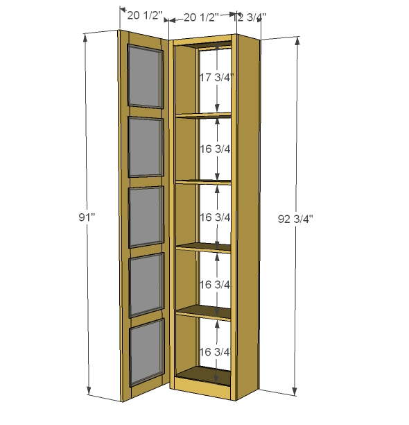 Storage Tower Woodworking Plans Woodshop Plans