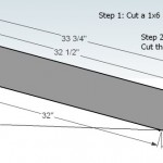 adirondack chair woodworking plans step 01