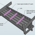 adirondack chair woodworking plans step 11
