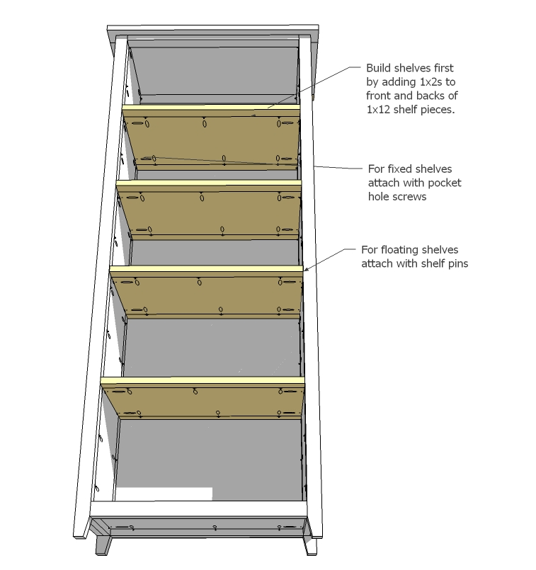 ... Shelf Plans Download 2 x 4 outdoor furniture plans » woodworktips
