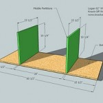 media cabinet woodworking plans step 02