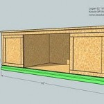 media cabinet woodworking plans step 11