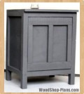 nightstands woodworking plans
