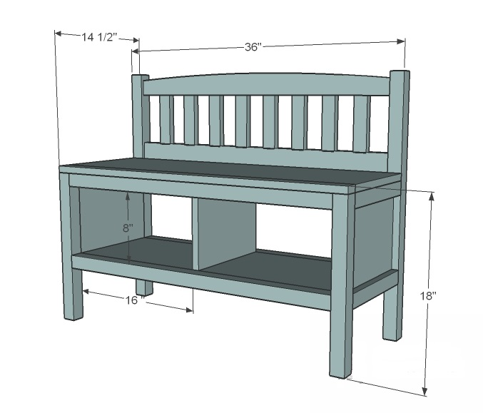 New Indoor Bench Storage Barn Wood Storage Bench Wood Storage Bench Plans