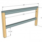 storage bench woodworking plans step 05