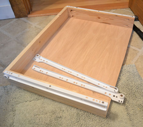 Vanity Step Drawer Woodworking Plans Woodshop Plans