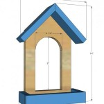 window birdfeeder woodworking plans 2