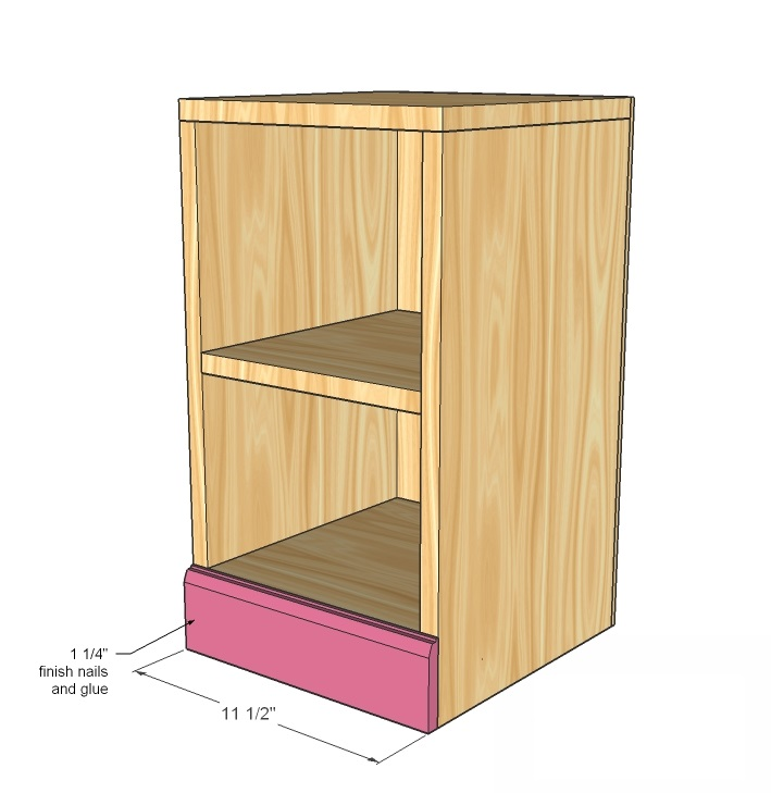 Kids vanity woodworking plans woodshop plans - Bathroom vanity plans woodworking ...