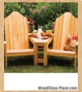 Muskoka Chair Woodworking Plans