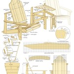 Muskoka Chair Woodworking Plans 4