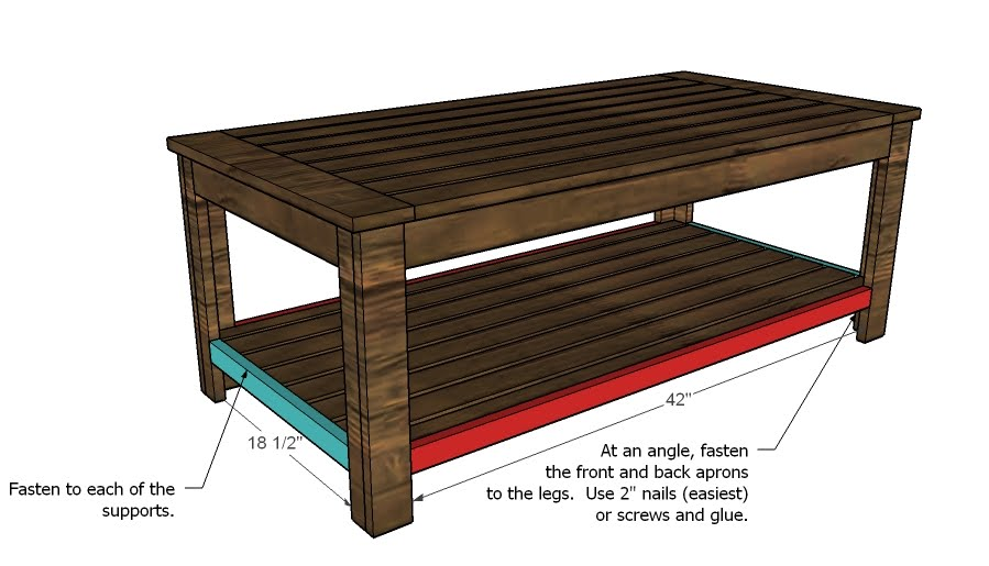 outdoor coffee table woodworking plans woodshop plans