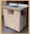router table woodworking plans